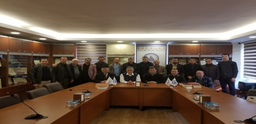 Academicians from Northern Iraq Attend Risale-I Nur Education Programme