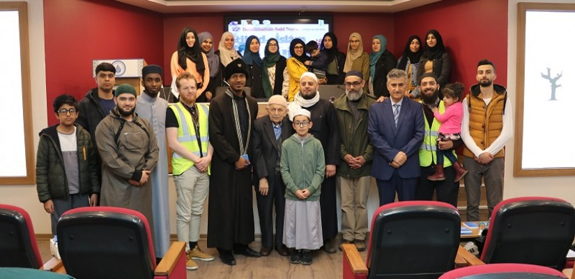 British Muslim Charity Visits Our Foundation