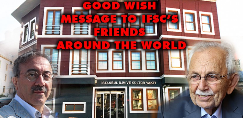 Good Wish Message to IFSC's Friends Around the World