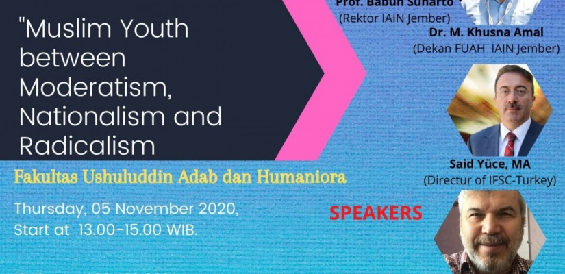 International Webinar on Muslim Youth in Indonesia