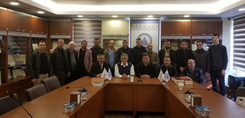 Kuzey Iraklı Akademisyenler Risale-i Nur Eğitim Programına Katıldı