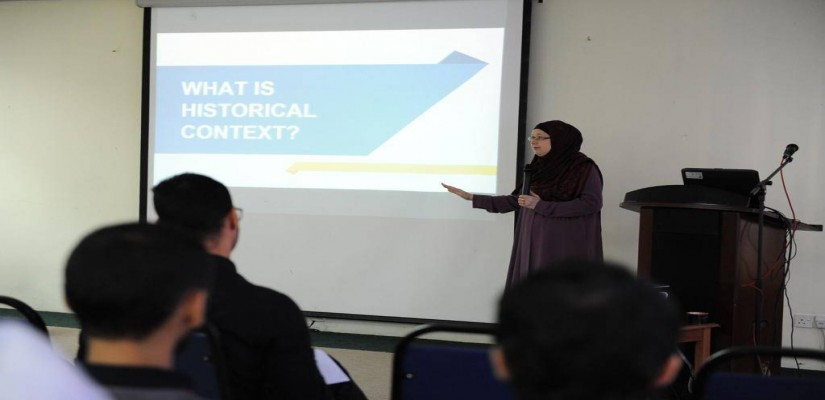 Principles From The Risale Discussed At International Islamic University Malaysia