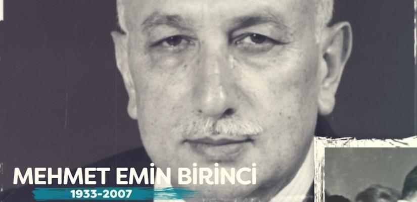 Risale-i Nurların sadık talebesi Mehmet Emin Birinci Belgeseli Yayınlandı