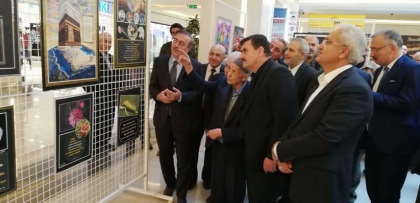 أُفتتح معرض رأفت كاوكشو في أرذنجان بعنوان  من الموت إلى الخلود :الوحدانية والحشر