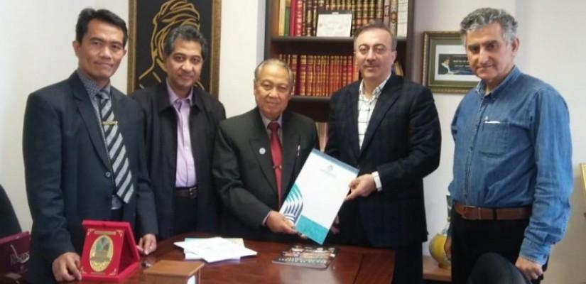 تم عقد إتفاقية جديدة بين مؤسسة إسطنبول للثقافة والعلوم وجامعة دار السلام كونتور