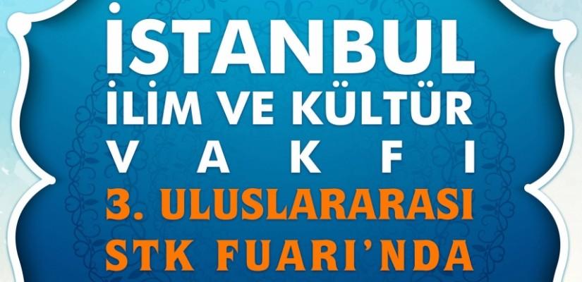 ستشارك مؤسسة إسطنبول للثقافة والعلوم في المعرض الدولي الثالث للمنظمات الأهلية