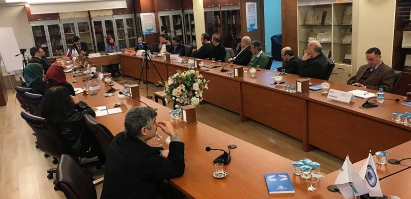 تم عقد مجموعة من المحاضرات الدولية في مؤسستنا بعنوان  الثقافة الإسلامية