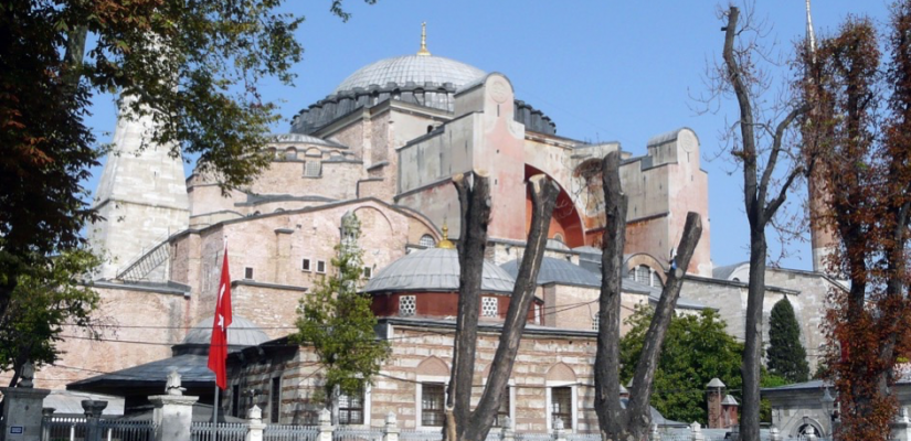 STATEMENT ON HAGIA SOPHIA