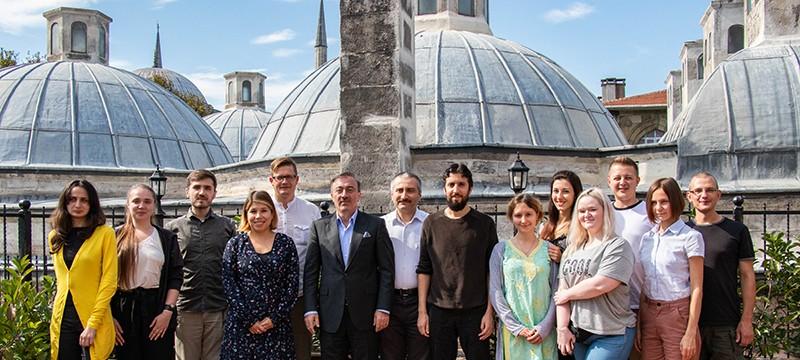 Ukrayna Din Araştırmaları Topluluğu İİKV'de